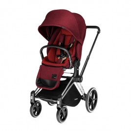 Детска количка Cybex Priam Lux Seat Hot and Spicy