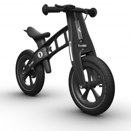 Колело за баланс FirstBIKE LIMITED BLACK